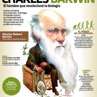 Infografía: Charles Darwin (Material Didáctico)