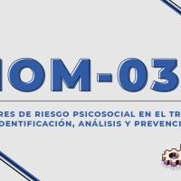 Guía Informativa y Tríptico: Norma Oficial Mexicana NOM-035-STPS-2018, Factores de riesgo psicosocial en el trabajo-Identificación, análisis y prevención (PDF)